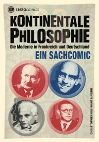 Kontinentale Philosophie Buchcover