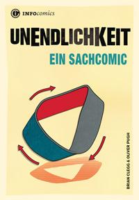 Infocomics Unendlichkeit Buchcover