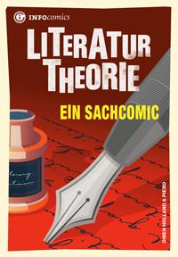 Literaturtheorie Ein Sachcomic Titelbild